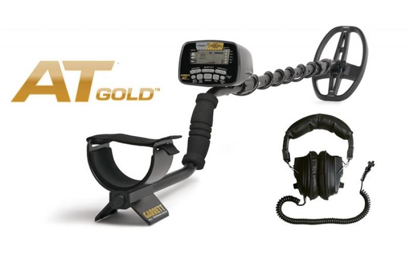 Garrett AT Gold + 6 cadouri, Livrare gratuita si garantie de 3 ani