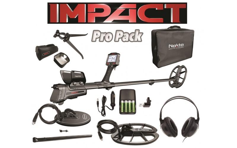 Nokta Impact Pro Pack cu livrare gratuita si 3 cadouri