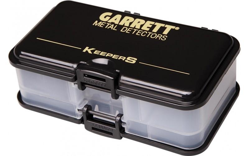 Cutie Garrett pentru monede gasite