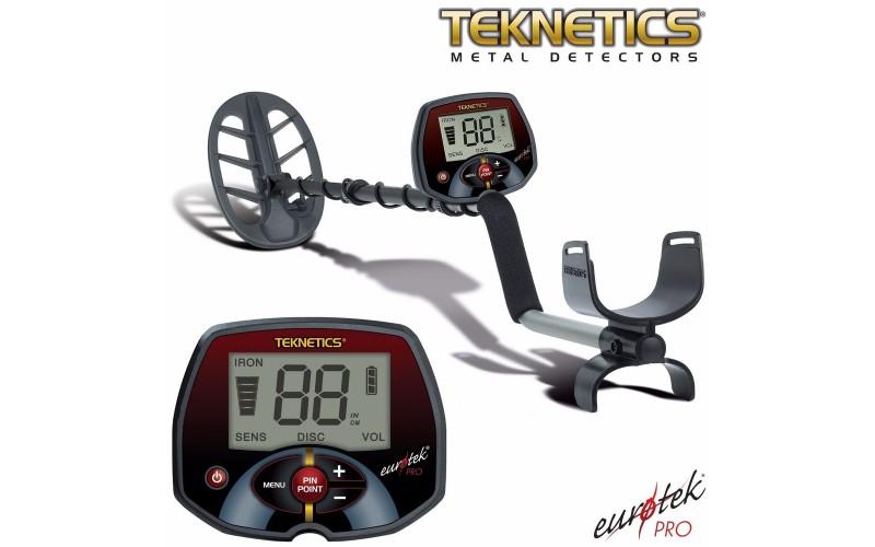 Teknetics Eurotek PRO 11 DD + 6 cadouri si transport gratuit!