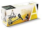 Teknetics Alpha 2000  + 5 cadouri si transport gratuit!