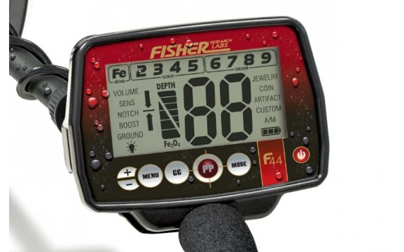 Fisher F44 + 3 cadouri