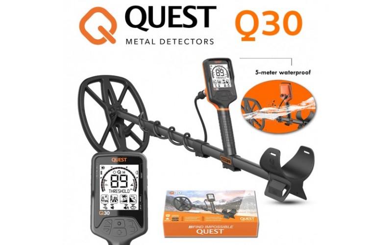 QUEST Q30 cu 3 cadouri si transport gratuit