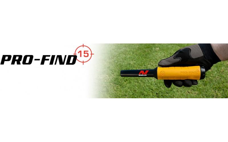Minelab PRO-FIND 15 Pinpointer