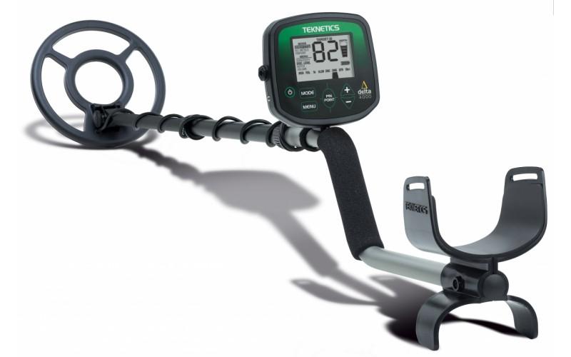 Teknetics Delta 4000+ CADOU Teknetics Pinpointer + 4 cadouri + livrare gratuita